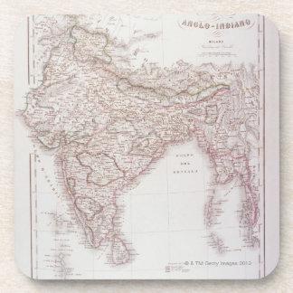 Imperio Anglo-Indio Posavasos De Bebida