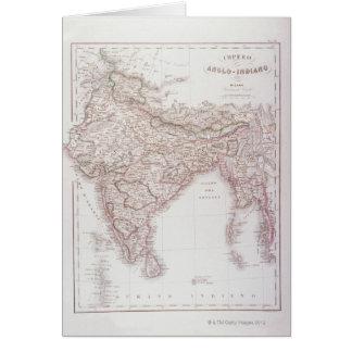 Imperio Anglo-Indio Felicitación