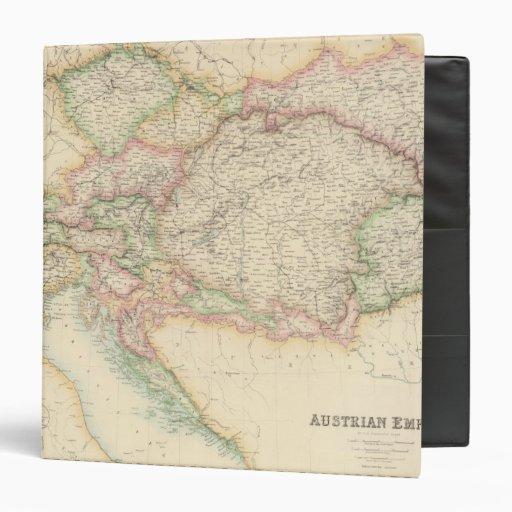 """Imperio austríaco 4 carpeta 1 1/2"""""""