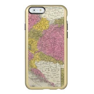 Imperio austríaco 4 funda para iPhone 6 plus incipio feather shine