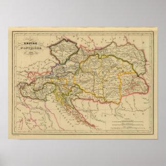 Imperio austríaco 5 posters