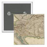Imperio austríaco 6 pin cuadrado