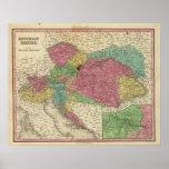 Imperio austríaco 6 póster