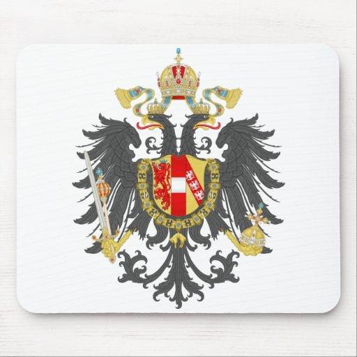 Imperio austríaco alfombrillas de raton
