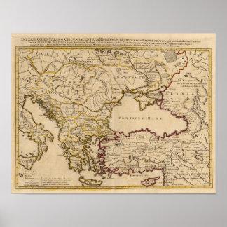 Imperio bizantino poster