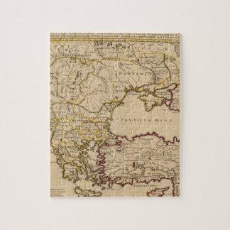 Imperio bizantino puzzle