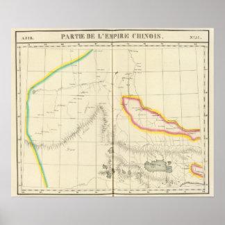 Imperio chino, Asia 57 Impresiones