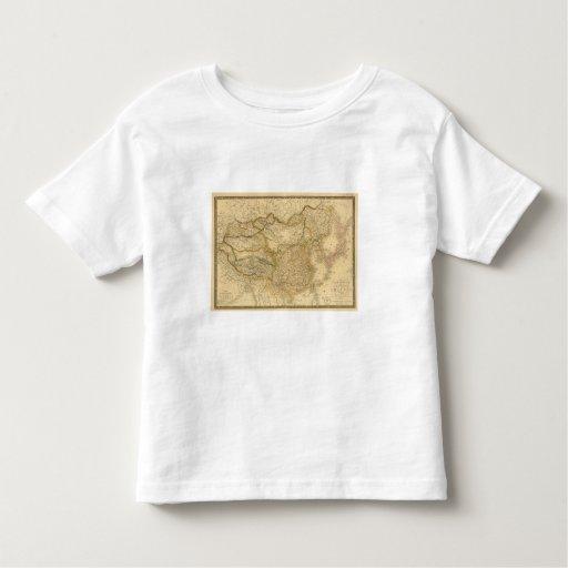 Imperio chino camisas
