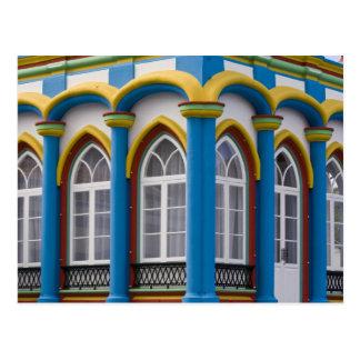 Imperio da Caridade in Praia Da Vitoria, Postcard