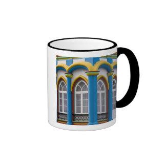 Imperio da Caridade in Praia Da Vitoria, Ringer Coffee Mug