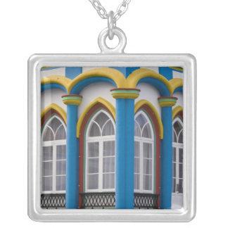 Imperio da Caridade in Praia Da Vitoria, Silver Plated Necklace