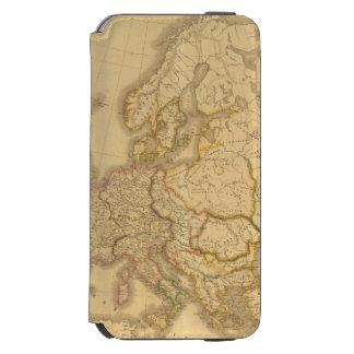 Imperio de Carlomagno Funda Billetera Para iPhone 6 Watson