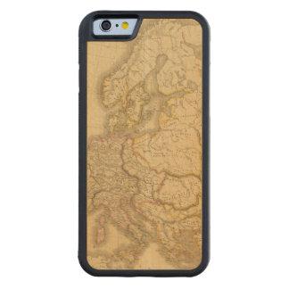 Imperio de Carlomagno Funda De iPhone 6 Bumper Arce