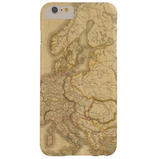 Imperio de Carlomagno Funda De iPhone 6 Plus Barely There