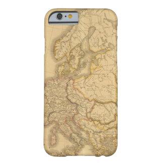 Imperio de Carlomagno Funda Para iPhone 6 Barely There