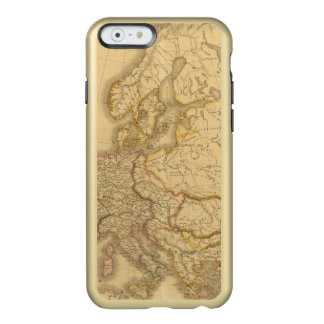 Imperio de Carlomagno Funda Para iPhone 6 Plus Incipio Feather Shine