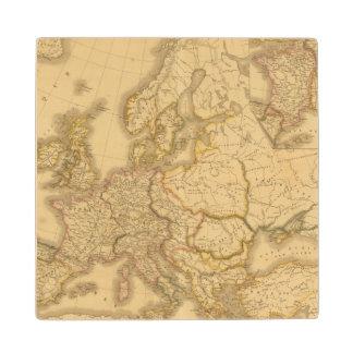 Imperio de Carlomagno Posavasos De Madera