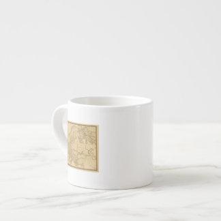 Imperio de Carlomagno Taza Espresso