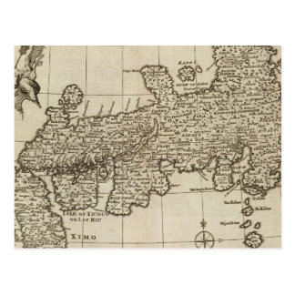 Imperio de Japón Tarjeta Postal