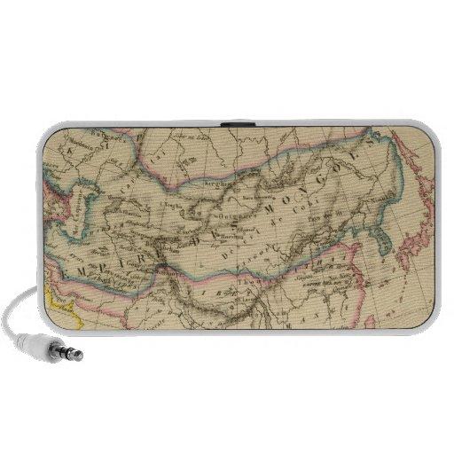 Imperio de los Mongols Laptop Altavoces