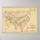 Imperio de los Mongols Póster