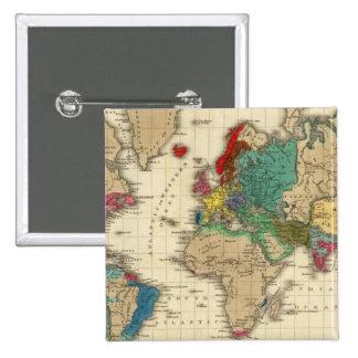 Imperio del ANUNCIO 1811 de Napoleon Bonaparte Pin