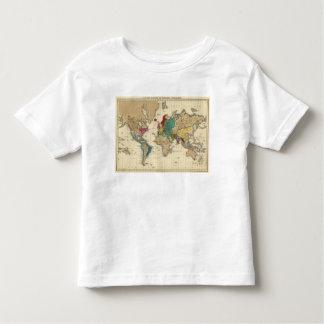 Imperio del ANUNCIO 1811 de Napoleon Bonaparte Playera De Bebé