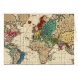 Imperio del ANUNCIO 1811 de Napoleon Bonaparte Tarjeta