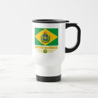 Imperio del Brasil Taza De Viaje