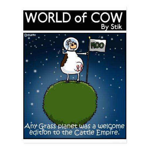 Imperio del ganado tarjetas postales
