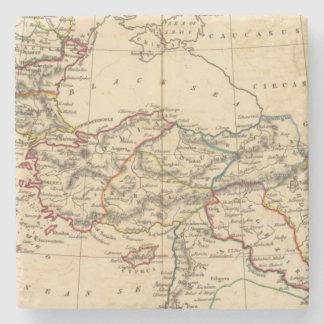 Imperio otomano posavasos de piedra