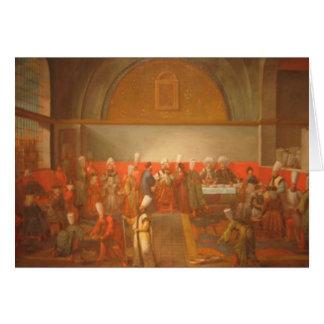 Imperio otomano tarjeta