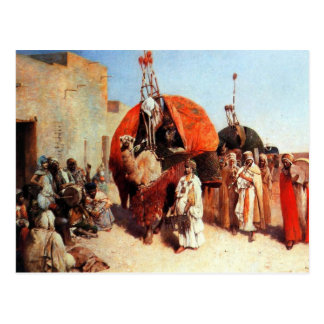 Imperio otomano postales