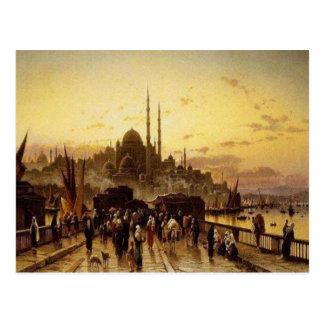 Imperio otomano tarjeta postal