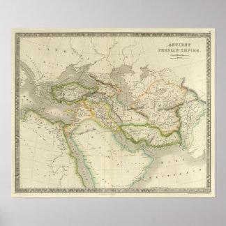 Imperio persa antiguo póster