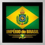 """""""Imperio posters y impresiones del Brasil"""""""
