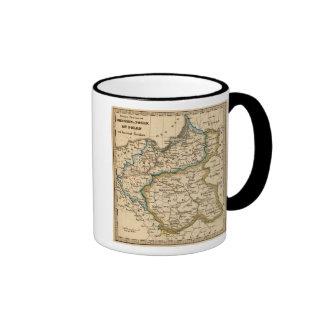 Imperio prusiano taza de café