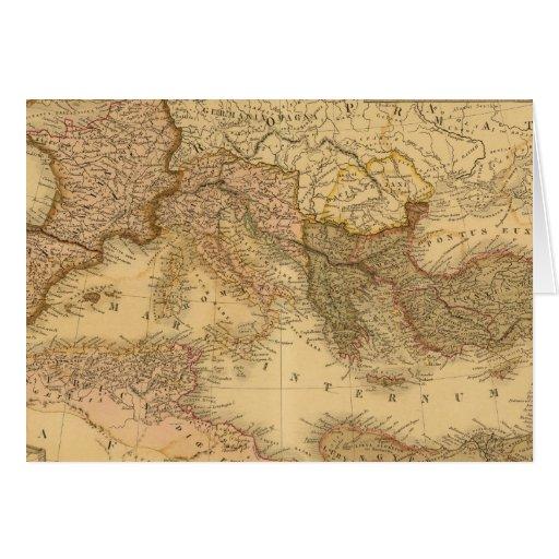 Imperio romano 2 felicitación