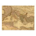 Imperio romano 2 postales