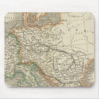 Imperio romano antiguo mouse pads