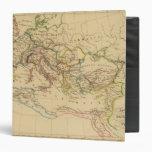Imperio romano debajo de Constantina y de Trajan