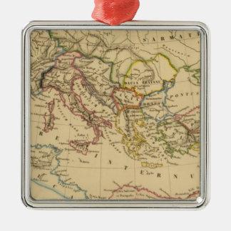 Imperio romano debajo de Constantina y de Trajan Ornamentos De Navidad