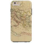 Imperio romano debajo de Constantina y de Trajan Funda Para iPhone 6 Plus Tough