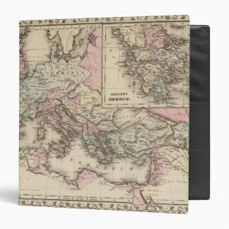"""Imperio romano, Grecia Carpeta 1 1/2"""""""