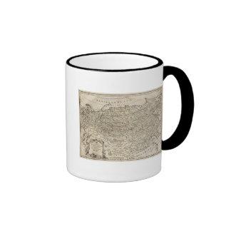 Imperio ruso 2 taza de café