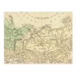 Imperio ruso 3 tarjetas postales