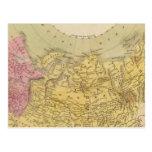 Imperio ruso 4 postales