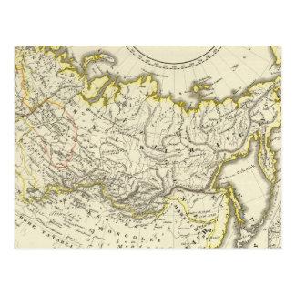 Imperio ruso postal