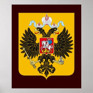 Imperio ruso póster