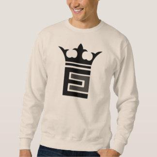 Imperio sin calificar - camiseta del logotipo suéter